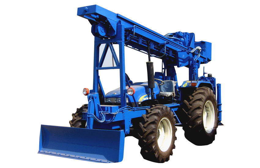 Mounted Tractor Loader
